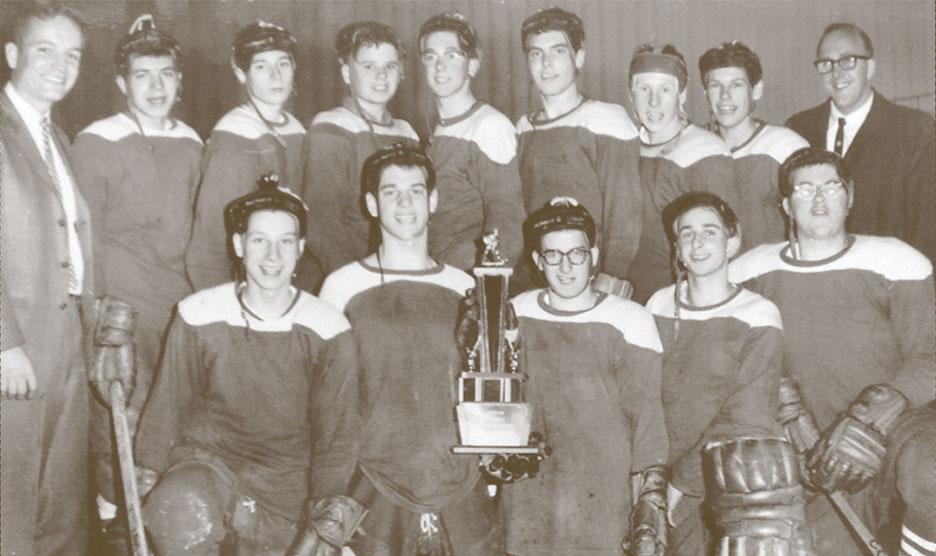 Eagle River – State Hockey Capital