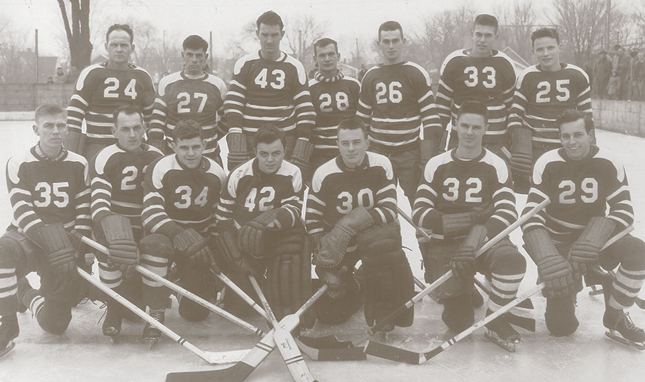 History of Green Bay Hockey